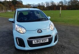 Very low mileage Citroen C1 VTR - ideal learner/ first car