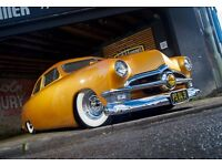 WEDDING CAR PROM CAR HIRE * STUNNING AMERICAN HOT ROD V8- ESSEX, SUFFOLK & SURROUNDING AREAS