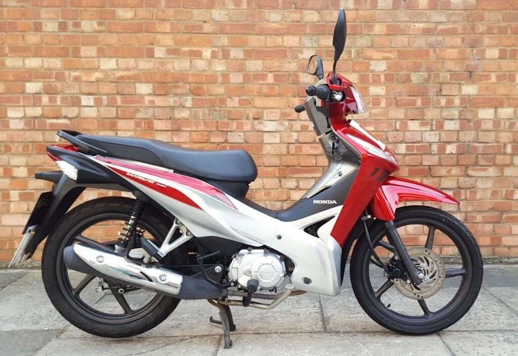 Honda AFS Wave, Excellent condition, low mileage!