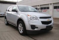 2012 Chevrolet Equinox LS AWD, GREAT SHAPE, VANCOUVER RIDE
