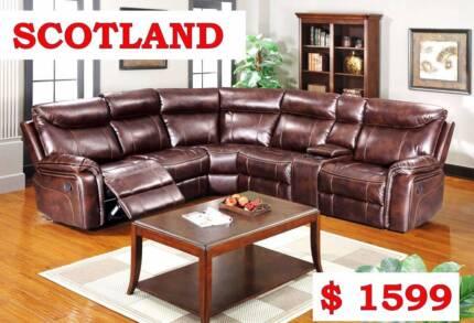 New Modular Corner Sofas - Special Discount Sale - 6 Designs