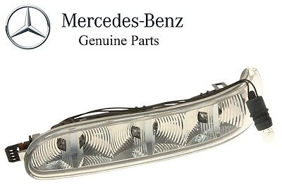 Mercedes-Benz CL,S Class Driver Left Door Side Mirror Turn Signal Light Genuine comprar usado  Enviando para Brazil