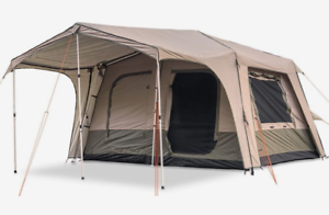 Black Wolf Turbo Lite Cabin 450 tent - as new