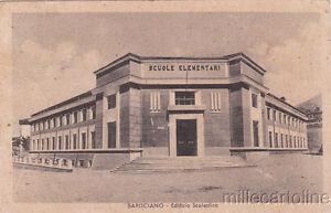 Barisciano edificio scolastico architettura fascista for Architettura fascista