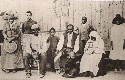 Black Americana, Harriet Tubman, Liberated Slaves, Undeground Railroad, Slavery