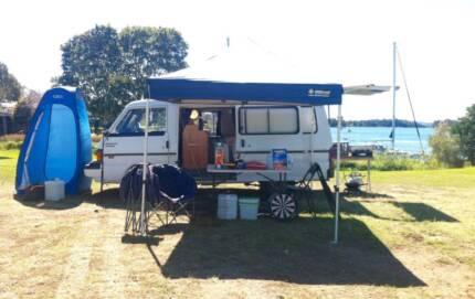 Campervan for sale / Fridge,freezer,elec,roofrack ... rego WA Sydney Region Preview