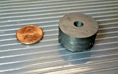 5 Large Ferrite Ring Magnets