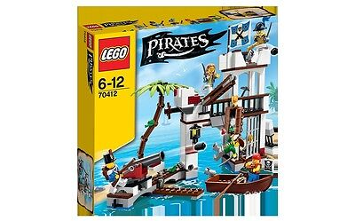 Lego Pirates 70412 NISB SOLDIERS FORT Admiral Governor's Daughter Lady Xmas Gift