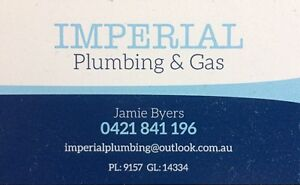 IMPERIAL PLUMBING & GAS ( NO CALL OUT FEE ) Scarborough Stirling Area Preview