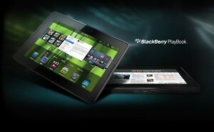 BlackBerry PlayBook Tablet Perfect For Skype And Kids