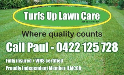 Turfs Up Lawn Care- Lawnmowing/Mowing, Hedge Trimming, Pruning,.. Oatley Hurstville Area Preview