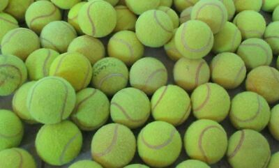 15 Used Tennis Balls For Dogs - All Balls Branded Balls From Major Manufacturers