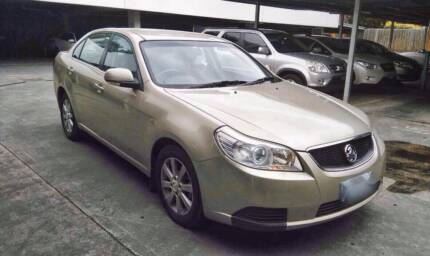 2009 Holden Epica Sedan Maidstone Maribyrnong Area Preview