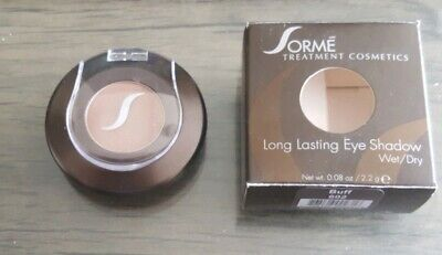 Sorme´ Cosmetics Long Lasting eye Shadow Wet/Dry #602 Buff