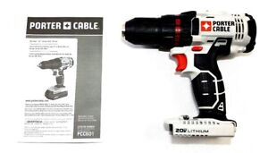 Porter Cable PCC601 20V MAX Lithium-Ion 1/2