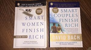 David Bach novels- $5.00 for both!