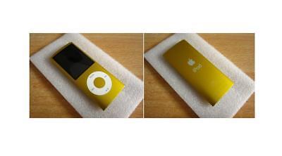 Apple iPod nano 4.Generation goldfarben 8GB + dazu neues Zubehörpaket ()