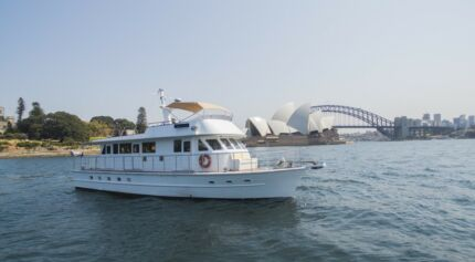 Boutique weddings on Sydney harbour - venue hire