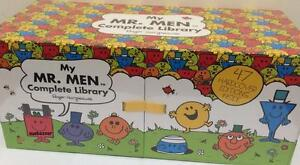 My Complete Library Mr Men 47 Books Complete Box Set Story Collection Hardcover