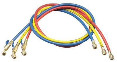 Yellow Jacket Manifold Hose Set Low Loss 60 In - 29985