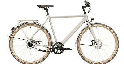 Frappe 400 City, Commuting Hybrid Bicycle. 7 speed, belt drive, shimano nexus
