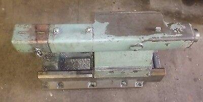 Wasinol3-j2551cnc Lathe Tail Stock