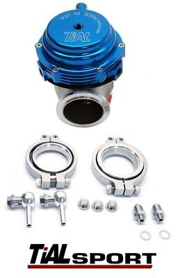 TiAL MVR 44MM external Wastegate  Blue with all springs  Authorized Dealer