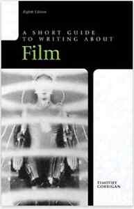 FIlm school books / A short guide to writting about films