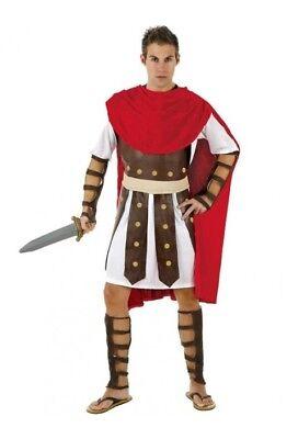 ATOSA Costume centurione soldato romano carnevale uomo adulto GLADIATORE 98907