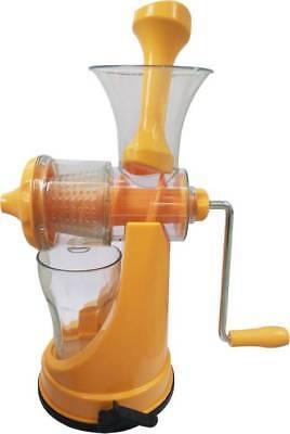 fruit manual hand juicer for orange pomegranates
