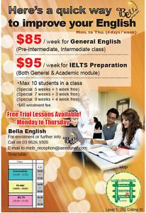 Bella English School~! Melbourne CBD Melbourne City Preview