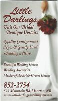 Little Darlings~ Wedding Gowns at Affordable Prices also layaway