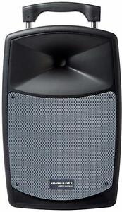 Marantz Professional VOICEROVER Speaker Amplifié Portable Alimenté AC/Batterie