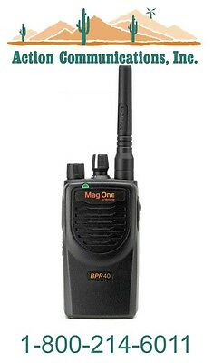 New Motorola Bpr40 - Uhf 450-470 Mhz 4 Watt 8 Channel Two-way Radio