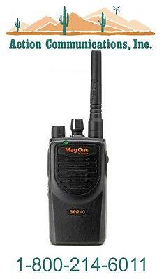 MOTOROLA BPR40 - UHF 450-470 MHZ, 4 WATT, 8 CHANNEL TWO-WAY RADIO
