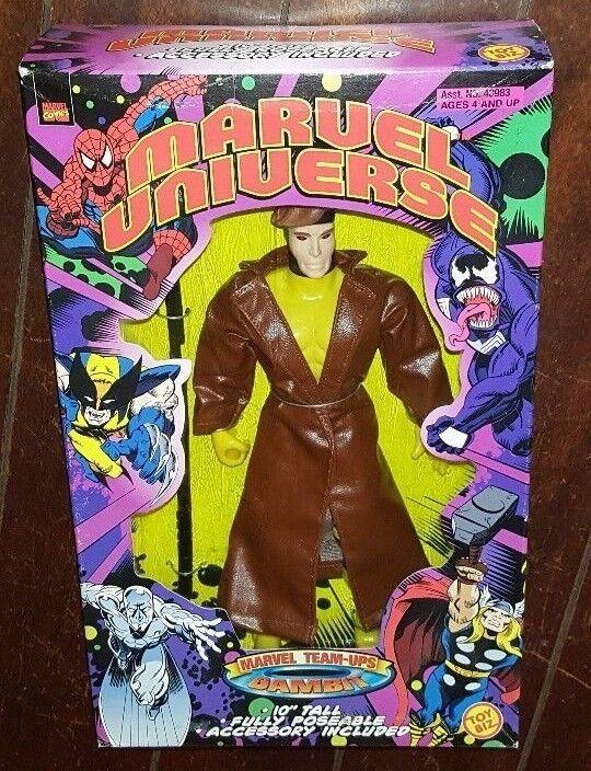 Marvel Team-ups 10 Gambit Action Figure