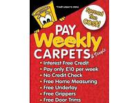 PAY WEEKLY CARPETS