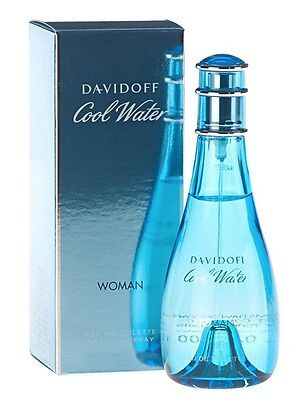 Cool Water Woman by Davidoff 100mL EDT Perfume for Women