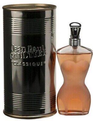 jean paul gaultier classique Eau De Toilette Womens / Fragrance / Perfume