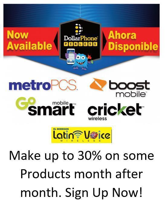 Cellphone Dealer Needed for Metro PCS Cricket Boost ATT Distritutor or Affiliate