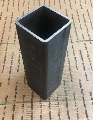 4 X 4 Steel Square Tube 1/4