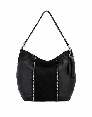 women s indio hobo handbag purse black