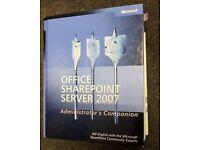 Microsoft Office SHAREPOINT SERVER 2005