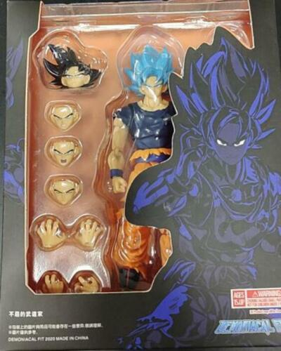 """Demoniacal Fit Tenacious Martialist 6"""" Action figure Toy in stock hot"""