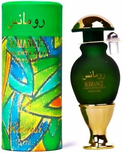 ROMANCE By Rasasi 15ml Arabian Concentrated Oil Perfume