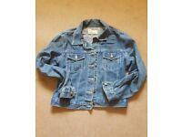 90s denim jacket