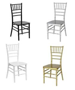 Banquet Tables, wedding chairs, chiavari chairs folding chairs Kingston Kingston Area image 3