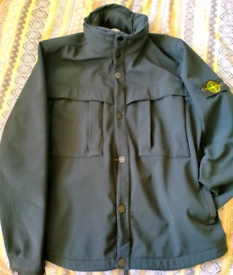Softshell stone island jacket size (regular)