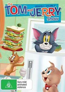 Tom & Jerry Show: S1 V2  DVD R4