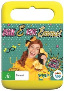 The Wiggles - Dial E For Emma DVD R4